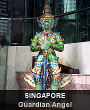 Highlights - Singapore - Guardian Angel