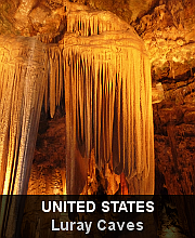 Highlights - United States - Luray Caves