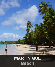 Highlights - Martinique - Beach