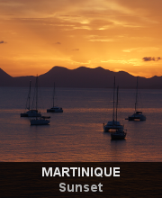 Highlights - Martinique - Sunset