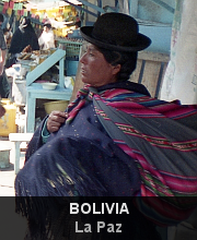 Highlights - Bolivien - La Paz