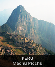 Highlights - Peru - Machu Picchu
