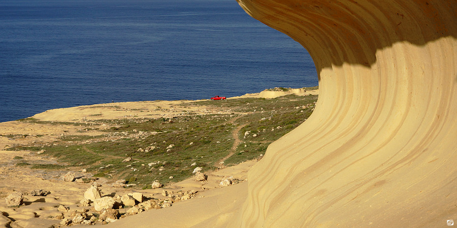 Gozo - Wave Rock