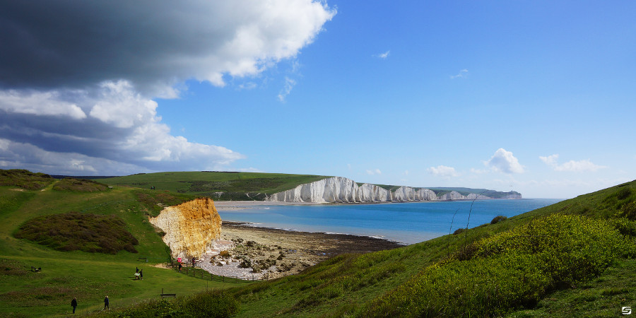 United Kingdom - Seven Sisters - White Cliffs