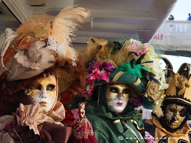 Italy Venice Carnival Picture
