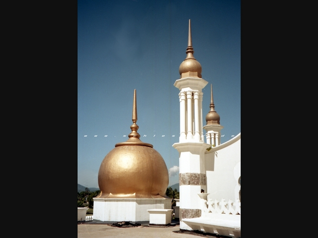 Malaysia Ubudiah Mosque Picture