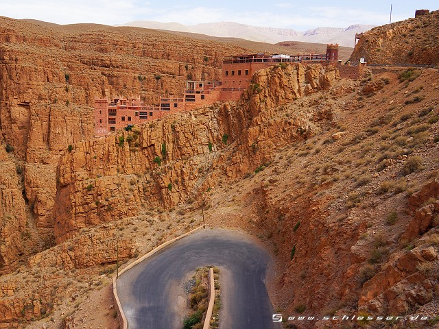 Morocco Dades Valley Picture
