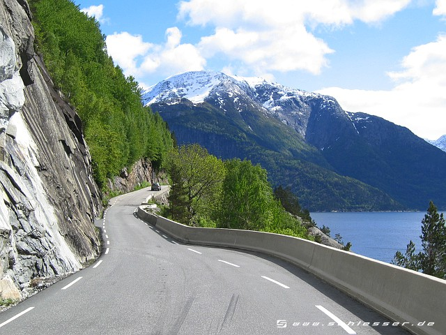 Norway Hardangerfjord Picture
