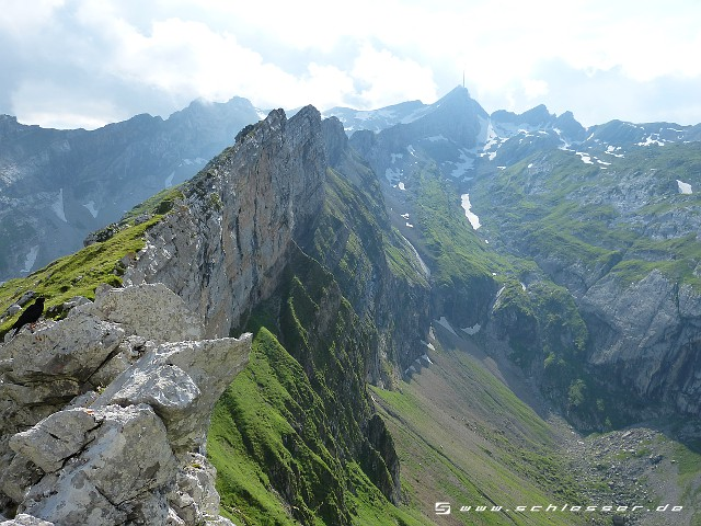 Switzerland Saentis Picture