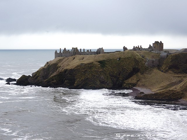 United Kingdom Dunnottar Castle Picture