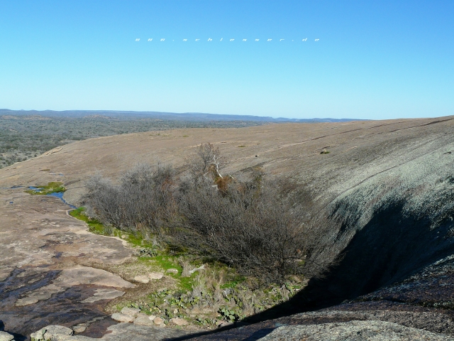 USA Enchanted Rock Picture