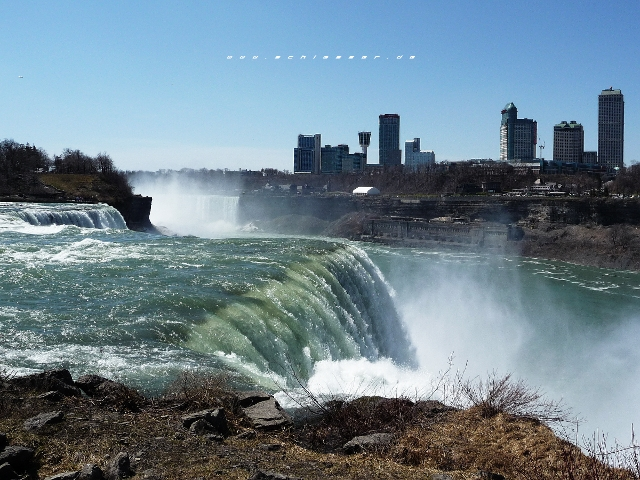 USA Niagara Falls Picture