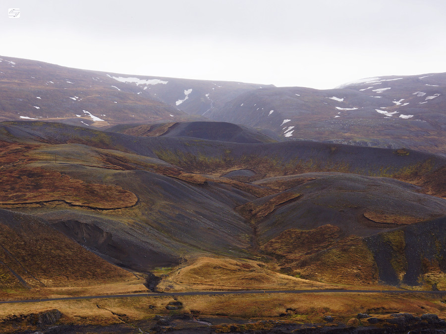 Iceland - Hills - Colors
